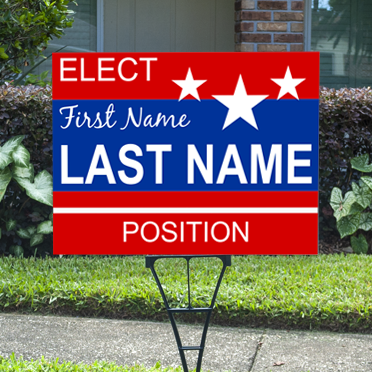 Local Candidate Signs