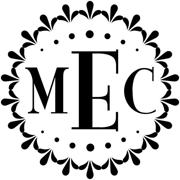Deco Couture Monogram Stamp