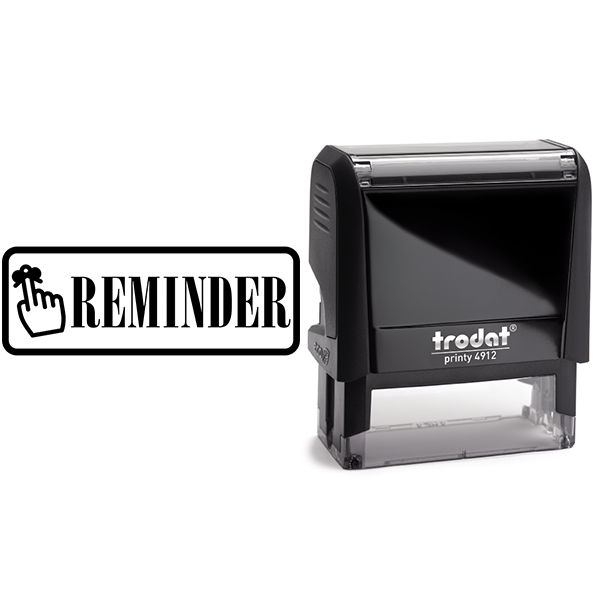Reminder Stamp Body and Design