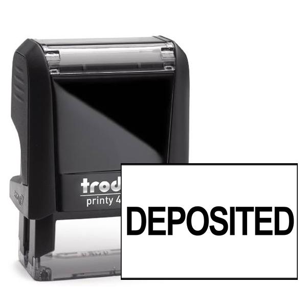 Deposited Stamp