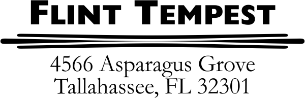 Tempest Address Stamp