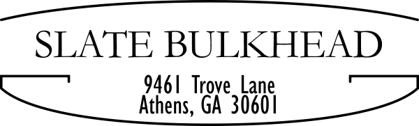 Bulkhead Address Stamp