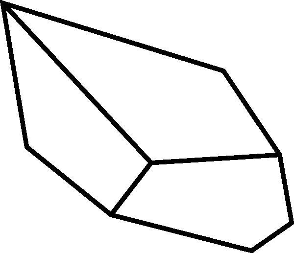 Polygon Terrarium Stamp