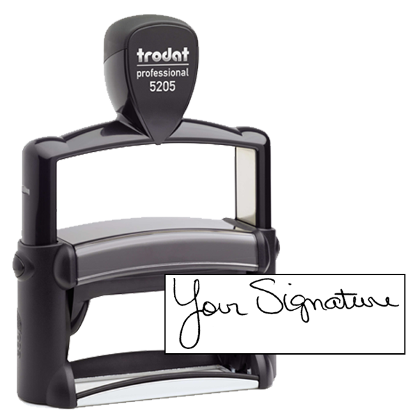 Trodat Professional 5205 | Signature Stamp