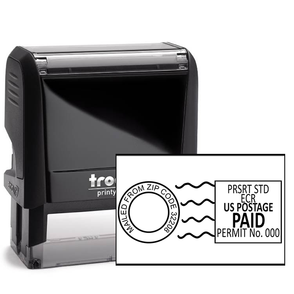 Marketing Permit Imprint Stamp