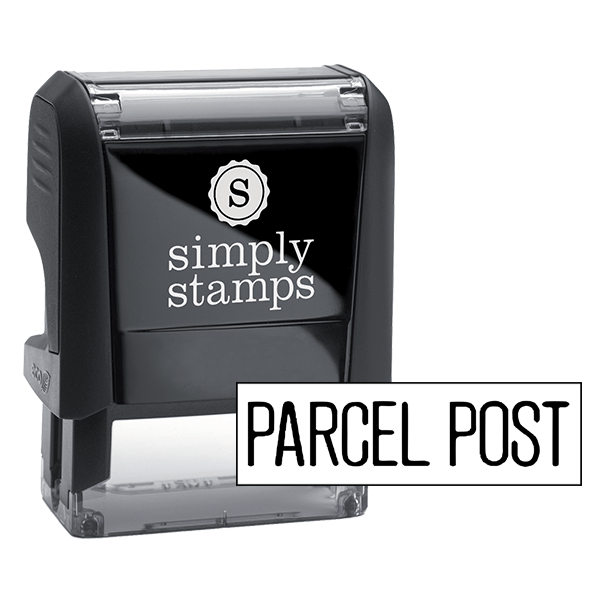 Parcel Post Stock Stamp