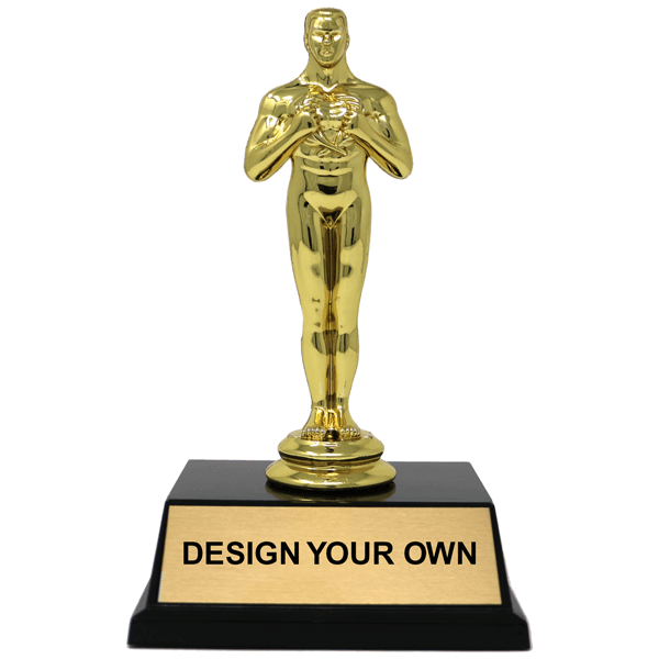 Male Achievement Award Trophy - 2 sizes
