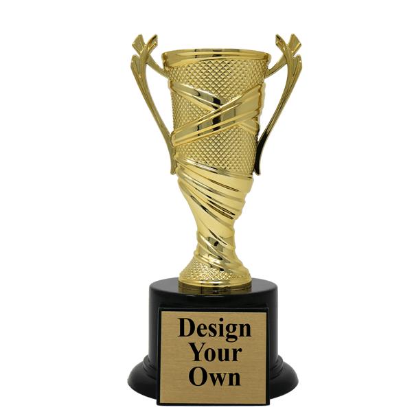 Medium Textured Cup Award