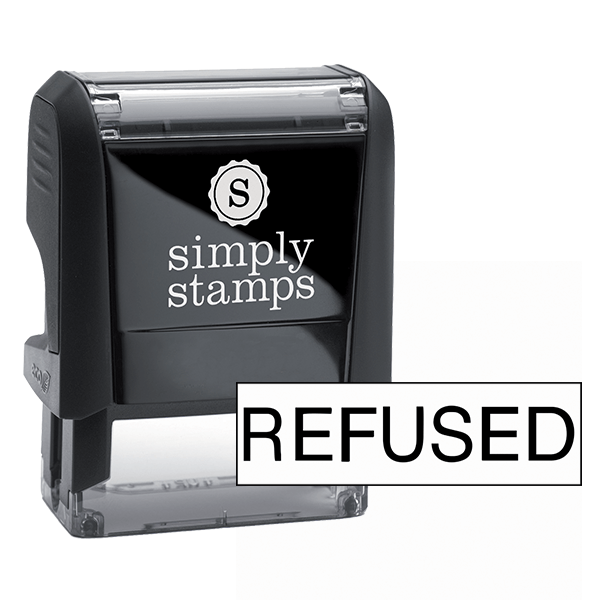 Refused Stock Stamp