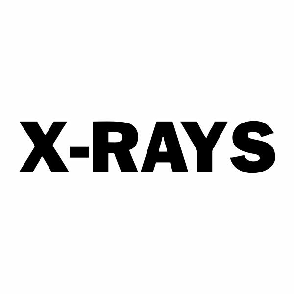 X-Rays Stock Stamp