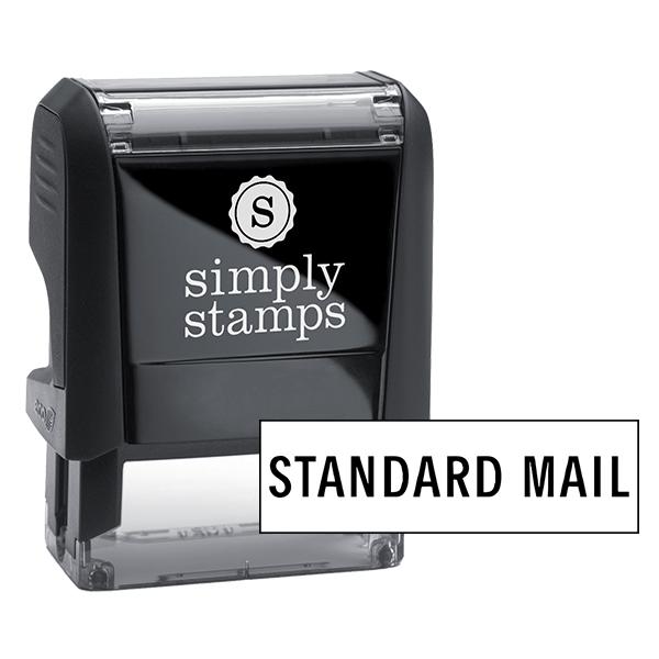 Standard Mail Stock Stamp