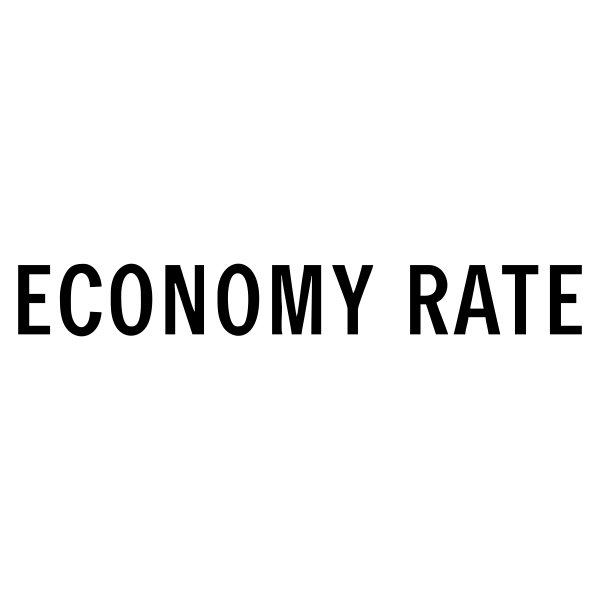 Economy Rate Stock Stamp