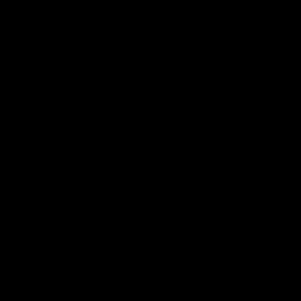 Rhode Island Notary Pink - Round Design Imprint Example