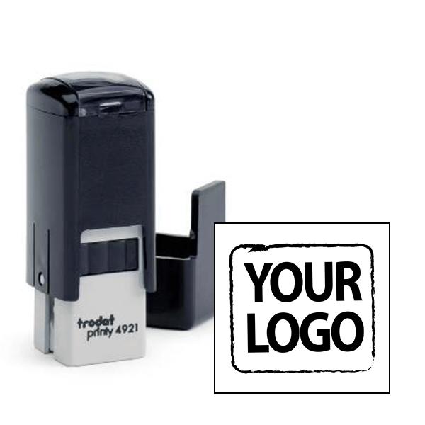 Square Logo Loyalty Stamp
