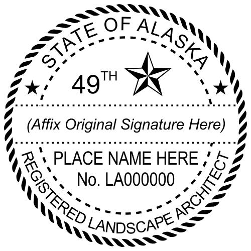 State of Alaska Landscape Architect