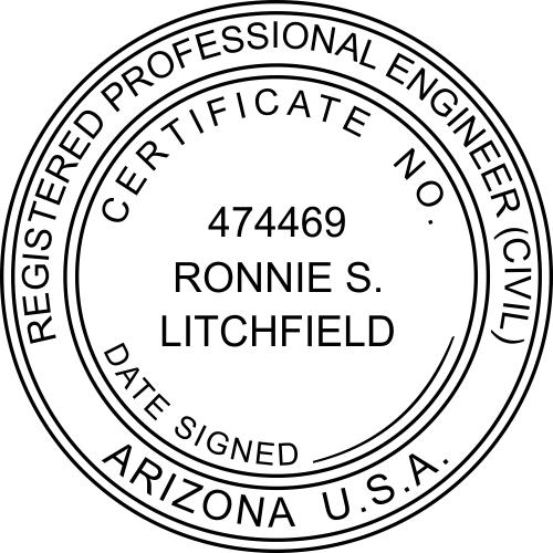 Arizona Assayer Stamp
