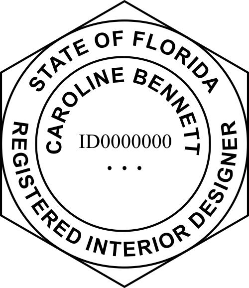 State of Florida Interior Designer