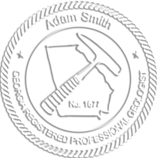 State of Georgia Geologist