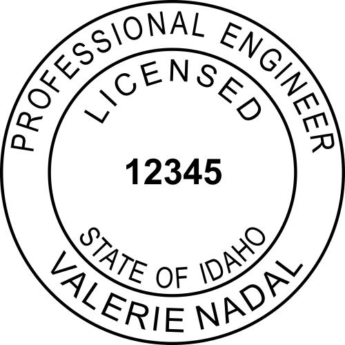 State of Idaho Engineer