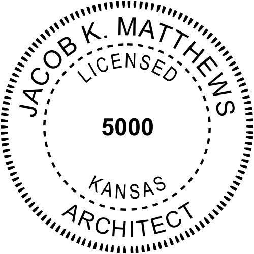 State of Kansas Architect