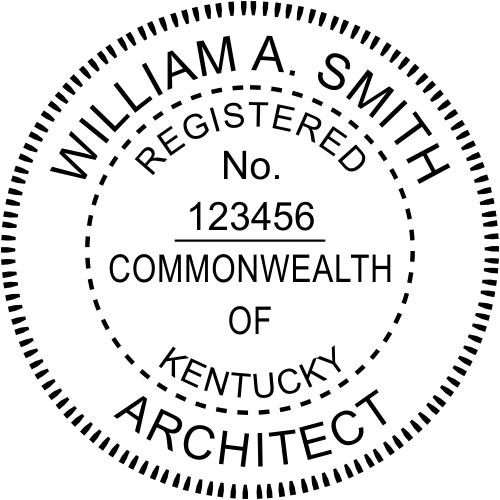 State of Kentucky Architect