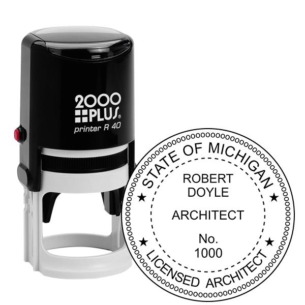 State of Michigan Architect