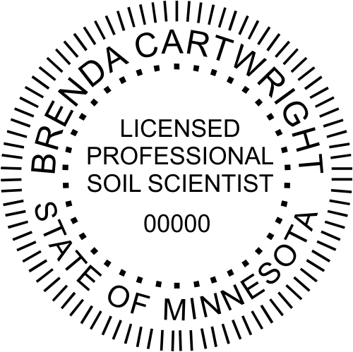 Minnesota Soil Scientist Stamp