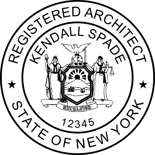 State of New York Architect