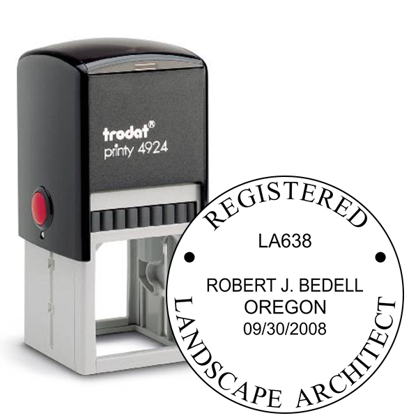 State of Oregon Landscape Architect