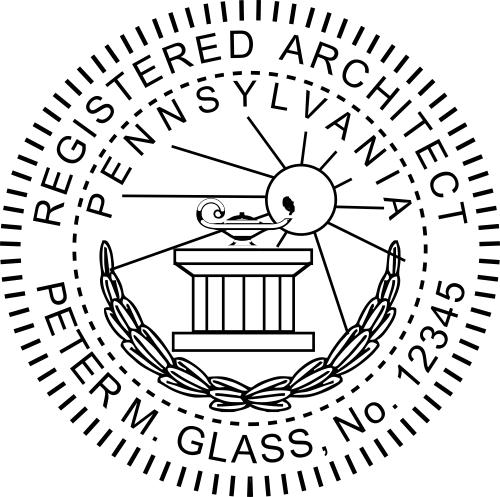 State of Pennsylvania Architect