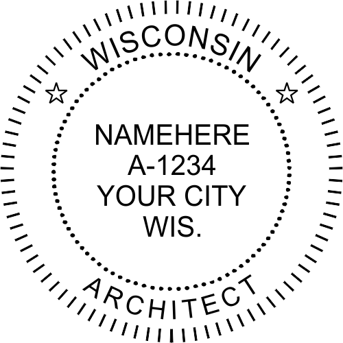 State of Wisconsin Architect