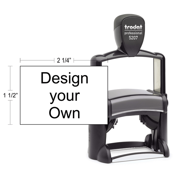 Customizable Trodat Professional 5207
