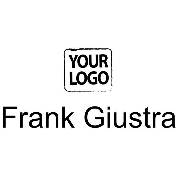 Custom Logo Stamp Style 8 w/ Catalog Ink