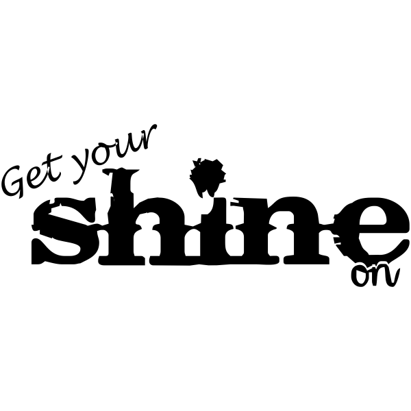 Feedback - Get Your Shine On Rubber Teacher Stamp