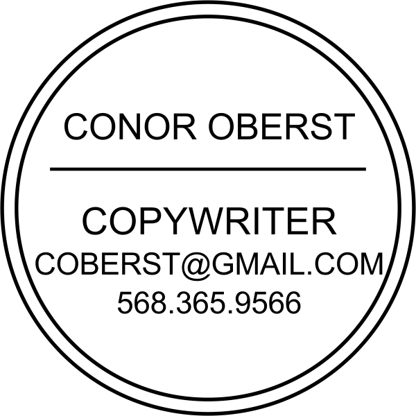 PNG of Custom Business Card Rubber Stamp Design 5