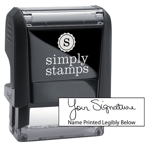 Nurses Signature Stamp - Self-Inking