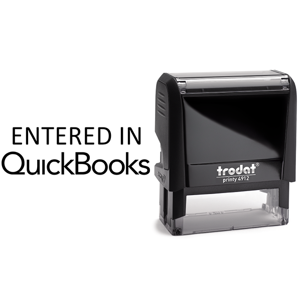 QuickBooks Stamp Body and Design