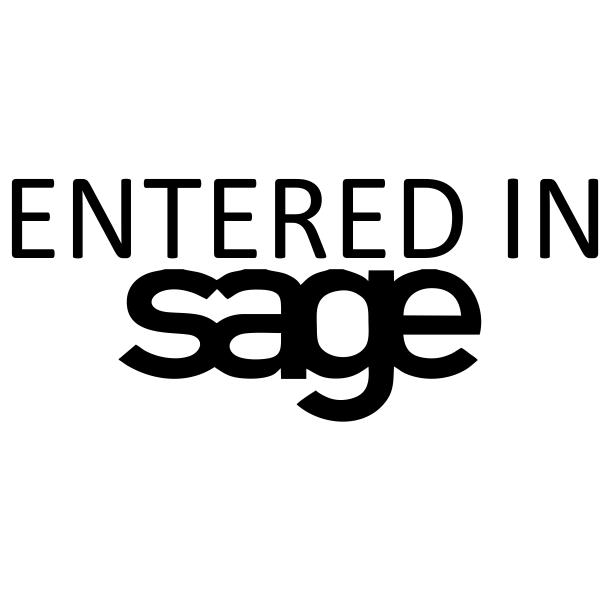 Entered in sage