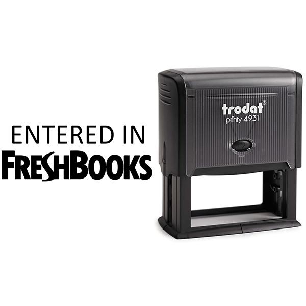 FreshBooks Stamp Body and Design