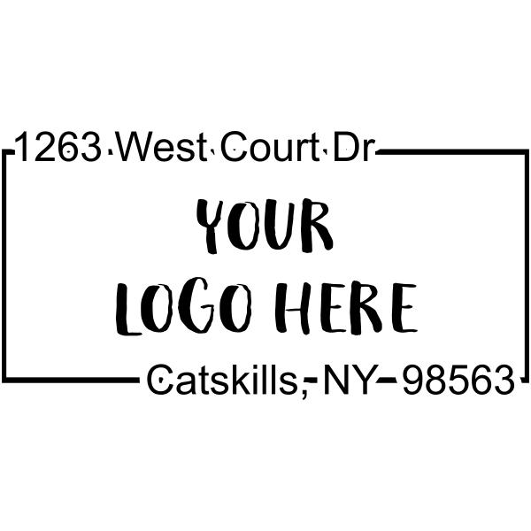 Event Logo Stamp