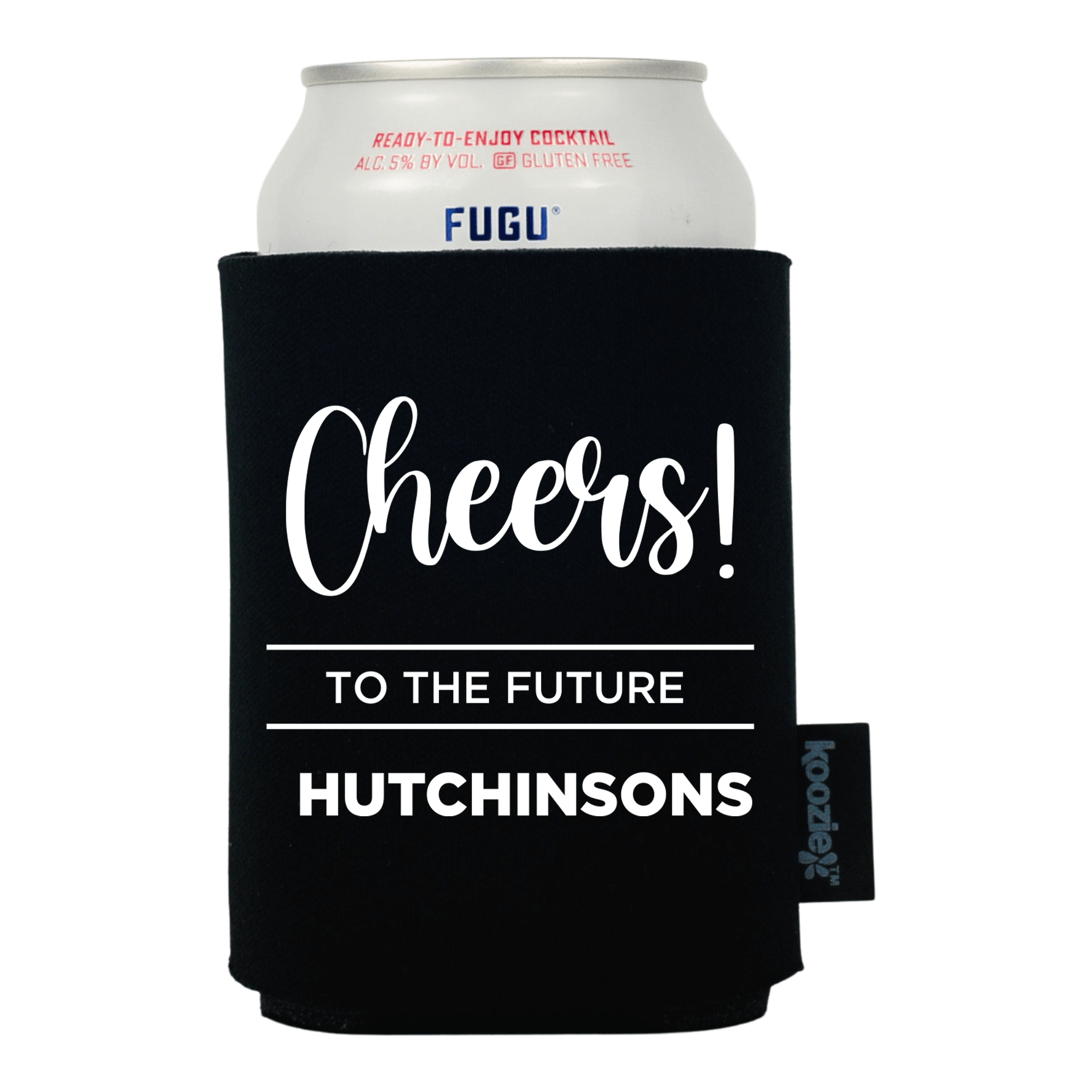 Cheers to the Future Bridal Shower Koozie®
