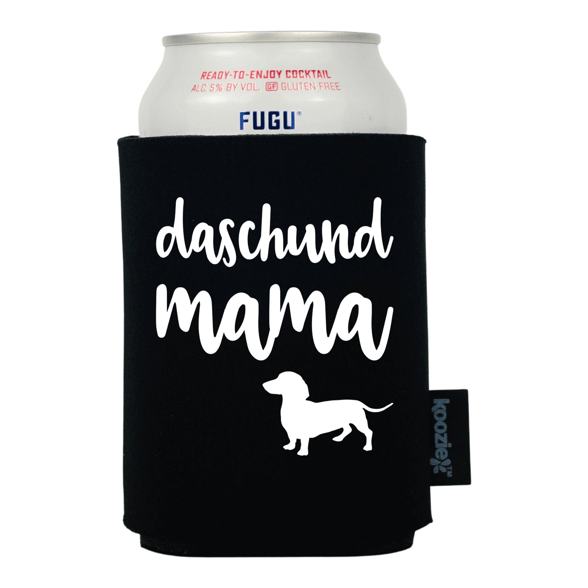 Daschund Mama Pet Lovers Koozie®