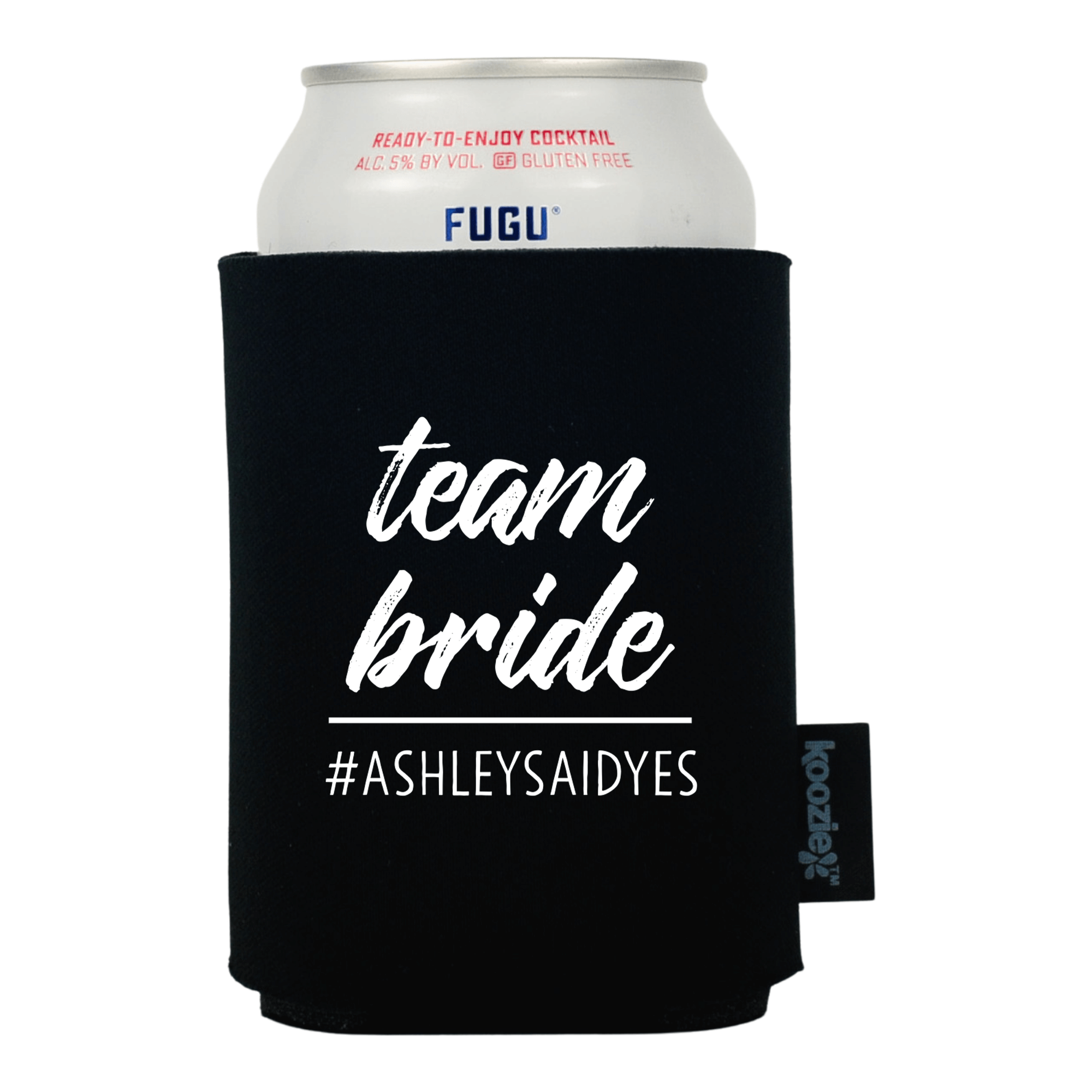 Team Bride Bridal Shower Koozie®