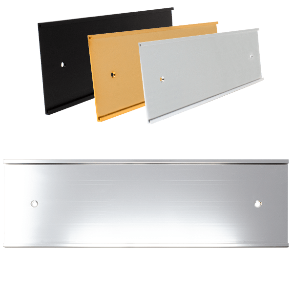 """3"""" x 10"""" Wall Holder Only"""