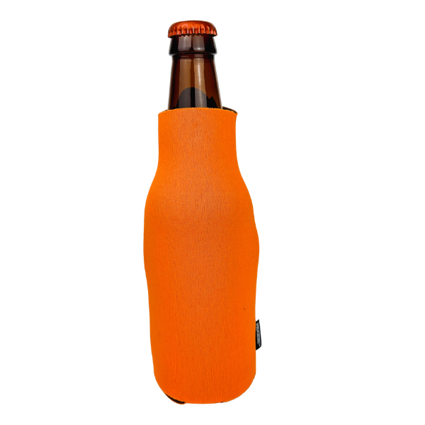 Blank Koozie® Foam Zip-Up Bottle Cooler