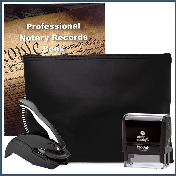 California Common Notary Kit