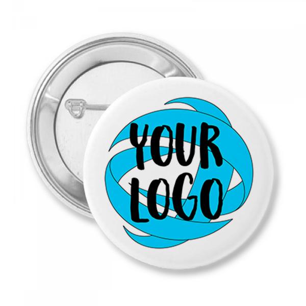 Custom Logo Button