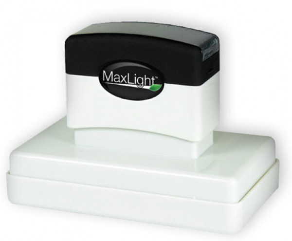 MaxLight Custom Pre-Inked Stamp - MAX-800Z