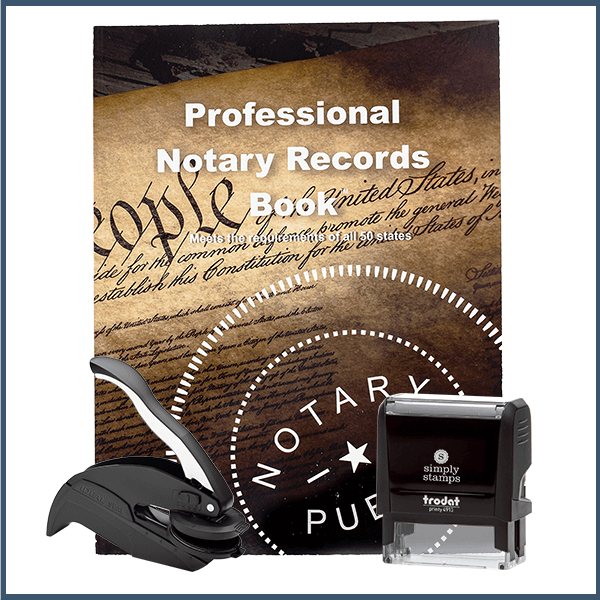 District Of Columbia Value Notary Kit