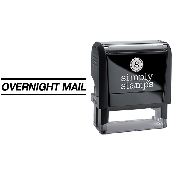 Overnight Mail Business Stamp
